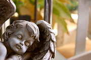 Cherub Originals - Angel At Peace by Wade Platell