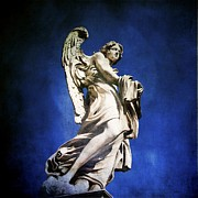 Angel Prints - Angelo Print by Bernard Jaubert