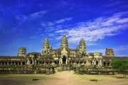 Siem Reap Photo Posters - Angkor wat. Poster by MotHaiBaPhoto Prints