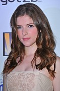 Initiative Prints - Anna Kendrick At Arrivals For 2011 Print by Everett