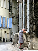 Another Nap.arles.france Print by Jennie Breeze