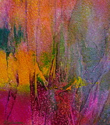 Lyrical Abstraction Posters - Anticipation  Poster by Mary Sullivan