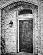 Antiquated Prints - Antique Door Print by Ed Churchill
