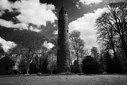 Antrim Prints - Antrim Round Tower Northern Ireland Print by Joe Fox
