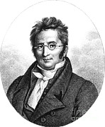 A.p. De Candolle, Swiss Botanist Print by Science Source