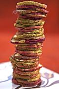 Apple Chips Print by Joana Kruse