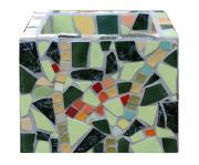 Sea Glass Art Originals - Aquarium by Vladimir Kozma