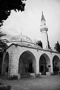 Trnc Posters - arabahmet mosque in nicosia TRNC turkish republic of northern cyprus Poster by Joe Fox