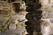 Fieldstone Photos - Architectural Detail Of Stone Work by Todd Gipstein