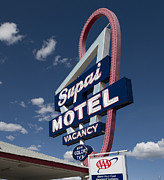 2009 Photos - Arizona: Motel, 2009 by Granger