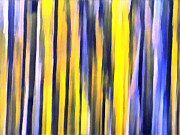 Gardening Photography Paintings - Art abstract work by Odon Czintos