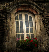 Haunted House Photos - As She Waits by Jerry Cordeiro