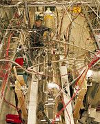 Athena Photos - Athena Antimatter Experiment by David Parker