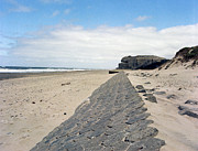 Europe Photo Originals - Atlantic Wall by Jan Faul