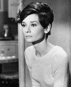 Hairstyle Photos - Audrey Hepburn (1929-1993) by Granger