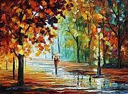 Leonid Afremov - Autumn