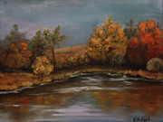 Rena Buford - Autumn Pond