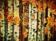 Forest Originals - Autumn Spirit by Patricia Pushaw