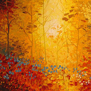 Embrace Paintings - Autumn by Stefan Georgiev