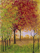 Flo Markowitz - Autumn Walk