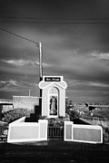 Republic Prints - Ave Maria Roadside Shrine In County Sligo In The West Of The Republic Of Ireland Print by Joe Fox