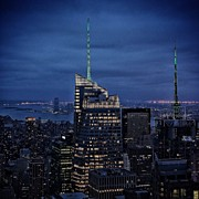 Igersoftheday Art - Bank Of America Tower - Ny by Joel Lopez