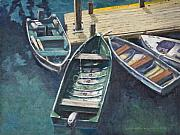 Peter Muzyka - Bar Harbor Boats