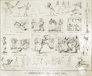 1859 Photos - Baseball Cartoons, 1859 by Granger