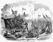U.s. Army Prints - Battle Of New Orleans Print by Granger