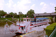 North America Photos - Bavarian Belle Steamer by LeeAnn McLaneGoetz McLaneGoetzStudioLLCcom