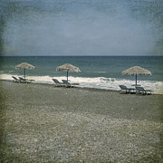 Relaxing Photo Prints - Beach Print by Joana Kruse