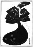 Aubrey Framed Prints - Beardsley: Salome Framed Print by Granger