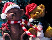 Judyann Matthews - Beary Merry Christmas