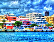 Hamilton Island Posters - Beautiful Bermuda Poster by Debbi Granruth