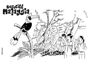 Hornbill Originals - Beautiful Malaysia  2 by Abd Rahim