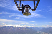 Chimes Photos - Bell In Heaven by Joana Kruse
