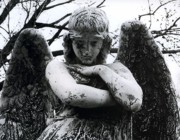 Linders Prints - Bellefontaine Angel Print by Jane Linders