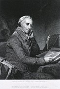 Declaration Of Independence Prints - Benjamin Rush 1745-1813, Eminent Print by Everett
