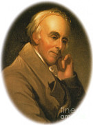 U S Founding Father Prints - Benjamin Rush Print by Science Source
