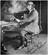 Signed Photo Prints - Bessie Coleman, Us Aviation Pioneer Print by Schomburg Centernew York Public Library