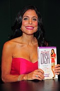 Booksigning Framed Prints - Bethenny Frankel At In-store Appearance Framed Print by Everett
