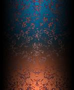 Beyond Lava Lamps Print by Christopher Gaston