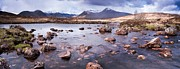 Rannoch Photo Prints - Black Mount from Rannoch Moor Print by Maciej Markiewicz