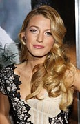 Alice Tully Hall At Lincoln Center Photos - Blake Lively At Arrivals For Where The by Everett