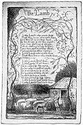 William Blake Prints - Blake: Songs Of Innocence Print by Granger