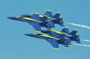 And Art - Blue Angels by Sebastian Musial