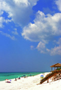 Florida Panhandle Prints - Blue Mountain Beach Print by Thomas R Fletcher