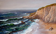 Sonoma County Originals - Bodega Bay by Ofelia  Arreola