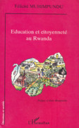 Book Cover Drawings - Book Cover Education et Citoyennete au Rwanda by Emmanuel Baliyanga
