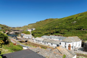 Kernow Photos - Boscastle by Carl Whitfield
